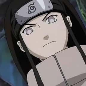 Neji Hyuga is listed (or ranked) 22 on the list The Best Naruto Characters