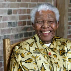 Nelson Mandela is listed (or ranked) 3 on the list Famous University Of London Alumni