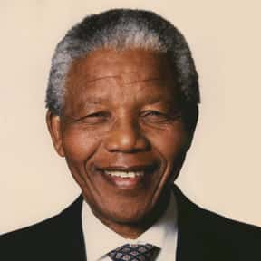 Nelson Mandela is listed (or ranked) 17 on the list The Most Important Leaders In World History
