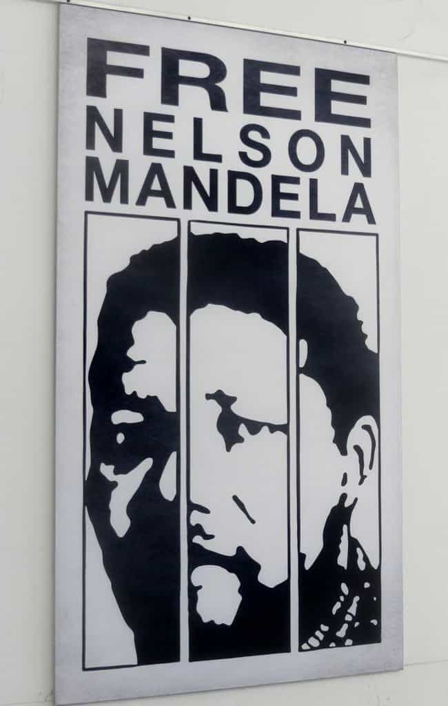 Nelson Mandela is listed (or ranked) 3 on the list 11 Infamous Outlaws Who Wound Up Working For The Man In The End