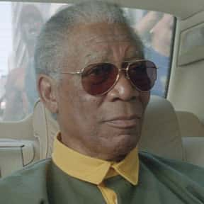 Nelson Mandela is listed (or ranked) 7 on the list The Greatest Characters Played by Morgan Freeman, Ranked