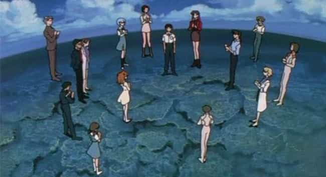 Neon Genesis Evangelion is listed (or ranked) 2 on the list 14 Beloved Anime With Terrible Finales