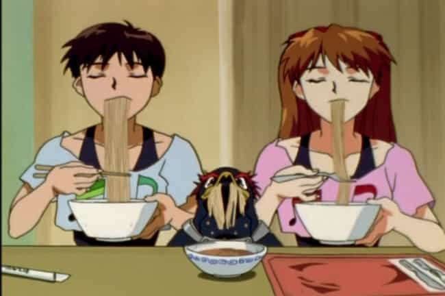 Neon Genesis Evangelion is listed (or ranked) 6 on the list 14 Anime You Either Love Or Hate