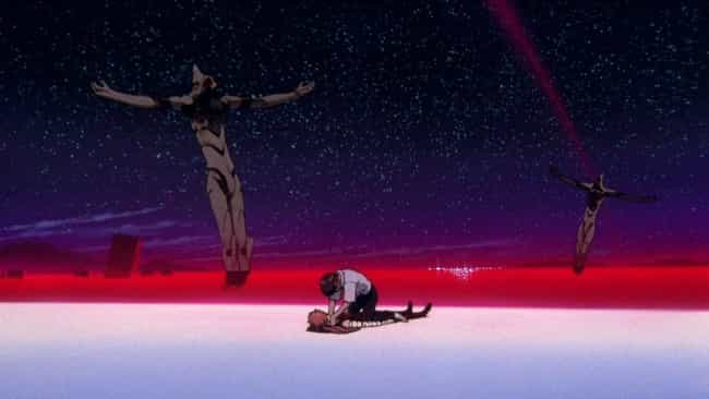 Neon Genesis Evangelion is listed (or ranked) 4 on the list 15 New Anime Coming To Netflix In 2019