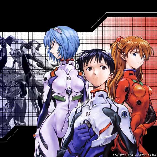 Neon Genesis Evangelion is listed (or ranked) 3 on the list The 20 Best Adult Swim Anime Promos Ever Made