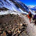Nepal is listed (or ranked) 23 on the list The Best Countries for Hiking