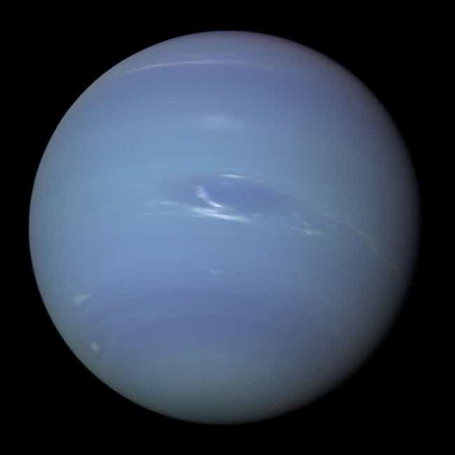 Neptune is listed (or ranked) 3 on the list The Best Planets in the Solar System