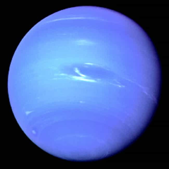 Neptune is listed (or ranked) 4 on the list The Best Planets in the Solar System