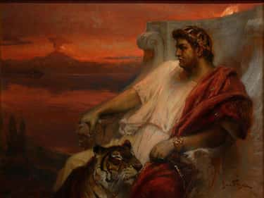 Nero & Poppaea Sabina
