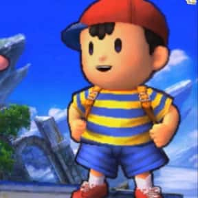 Ness is listed (or ranked) 9 on the list The Best Super Smash Brothers 4 Characters (Wii U & 3DS), Ranked