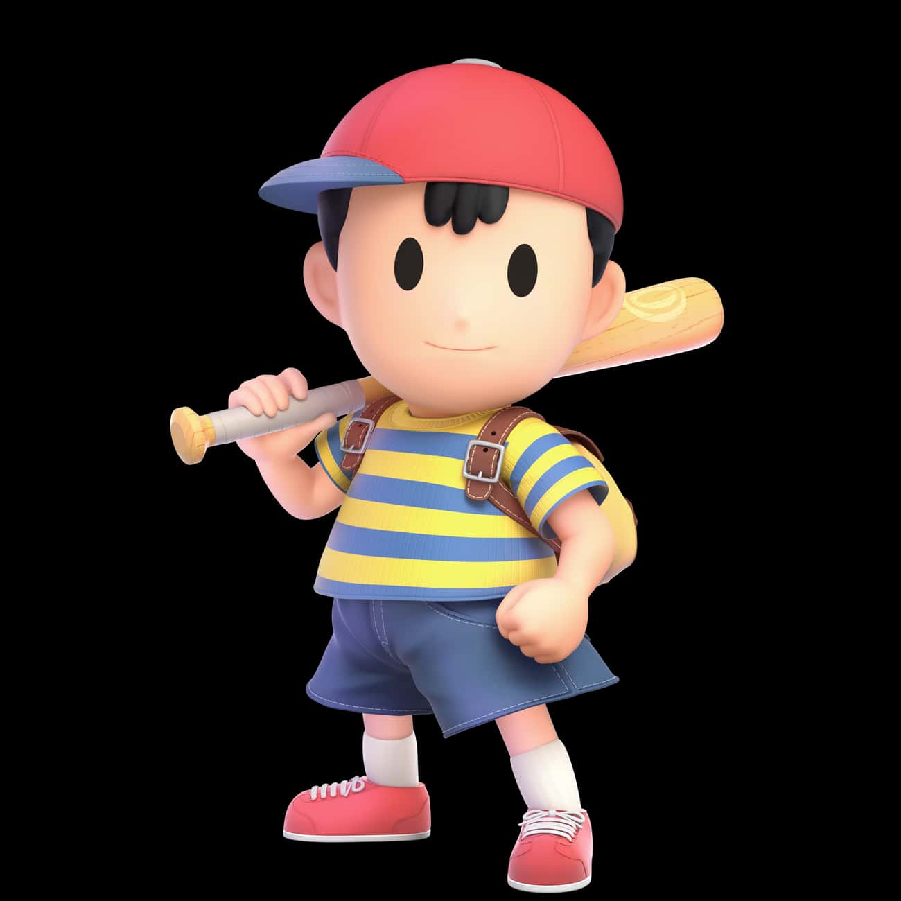 Ness is listed (or ranked) 1 on the list What Your 'Super Smash Bros.' Character Says About You