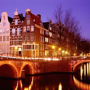 Netherlands is listed (or ranked) 7 on the list The Best Countries to Travel To