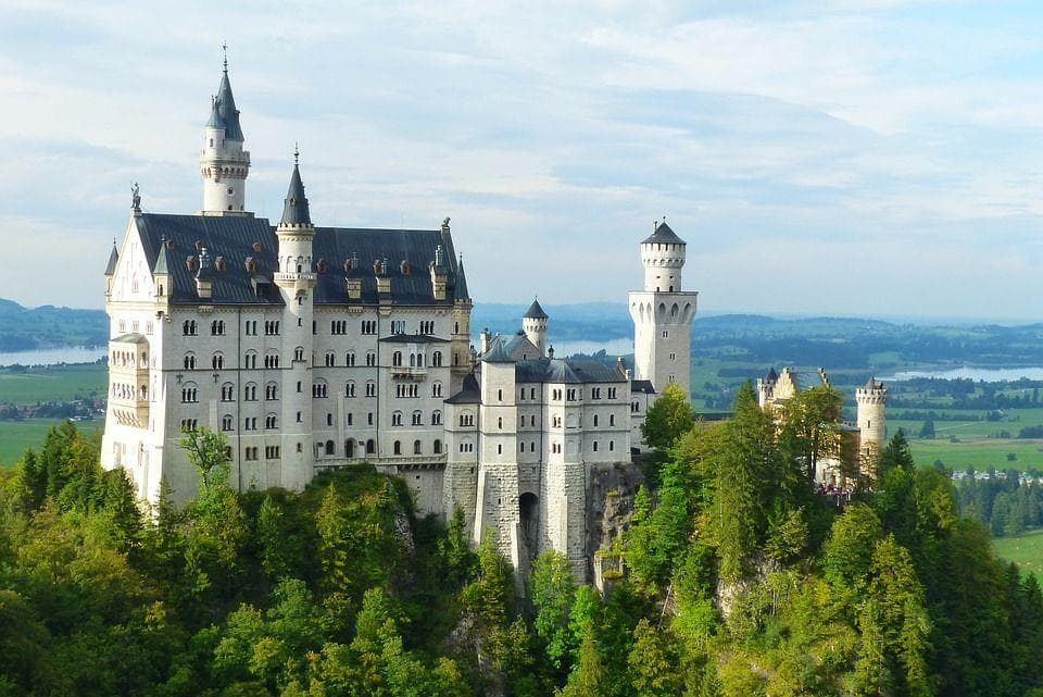 Random Most Beautiful Places in Europe