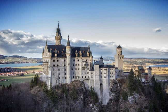Neuschwanstein Castle Is Listed Or Ranked 1 On The List Most Beautiful Castles