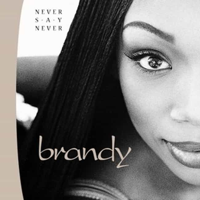 Never Say Never is listed (or ranked) 4 on the list The Best Brandy Norwood Albums of All Time