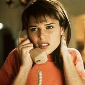 Neve Campbell is listed (or ranked) 25 on the list The Greatest '90s Teen Stars