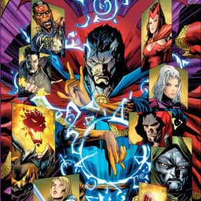 New Avengers is listed (or ranked) 13 on the list The Best Doctor Strange Versions Of All Time