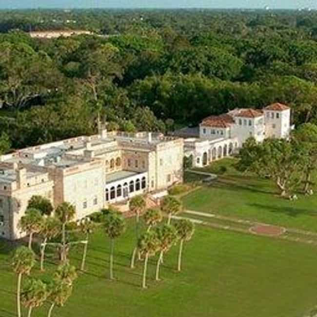 New College of Florida ... is listed (or ranked) 2 on the list America's Best Small Public Colleges