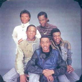 New Edition is listed (or ranked) 1 on the list The Best New Jack Swing Bands/Artists