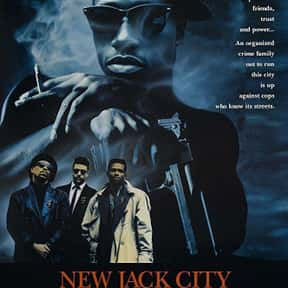 New Jack City is listed (or ranked) 15 on the list The Best Hood Movies