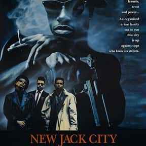 New Jack City is listed (or ranked) 17 on the list The Best Gangster Movies of the 1990s