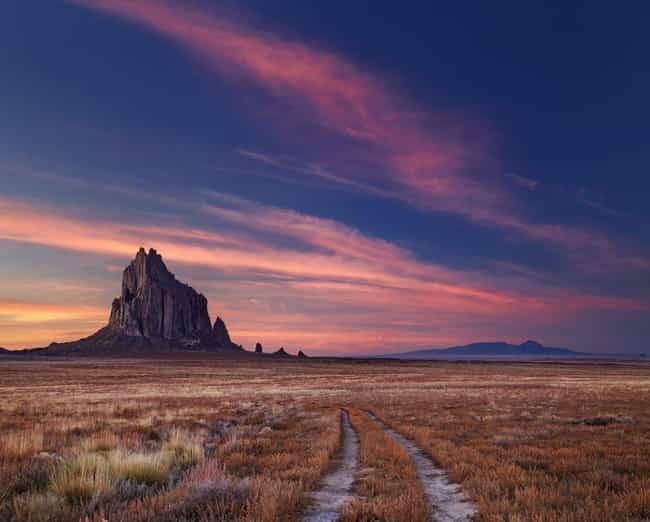 New Mexico is listed (or ranked) 4 on the list The Best Travel Destinations For Your Zodiac Sign