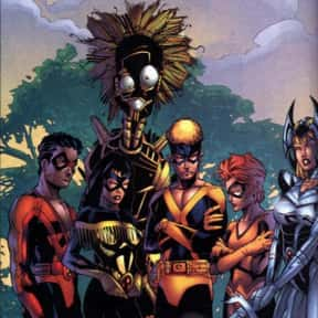 New Mutants is listed (or ranked) 22 on the list The Best Superhero Teams & Groups