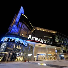 Amway Center is listed (or ranked) 14 on the list The Best NBA Arenas