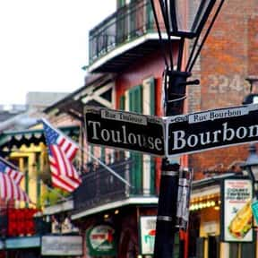 New Orleans is listed (or ranked) 11 on the list The Best Spring Break Destinations