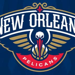 New Orleans Pelicans is listed (or ranked) 17 on the list The Coolest Basketball Team Logos