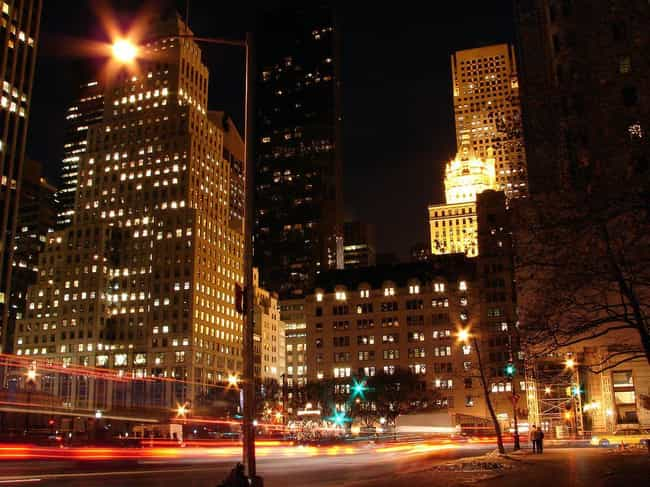New York City is listed (or ranked) 1 on the list The Most Expensive Commercial Streets in North America