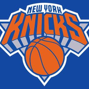 New York Knicks is listed (or ranked) 25 on the list The Coolest Basketball Team Logos