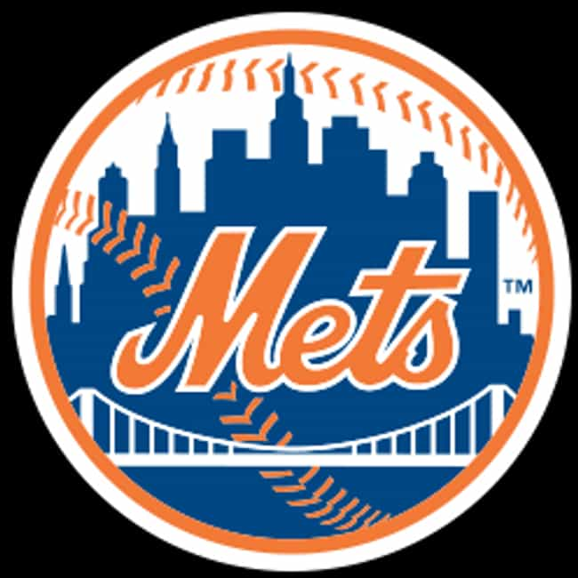 New York Mets is listed (or ranked) 4 on the list Best Current MLB Primary Logo