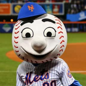 Mr. Met is listed (or ranked) 3 on the list The Best Mascots in Major League Baseball