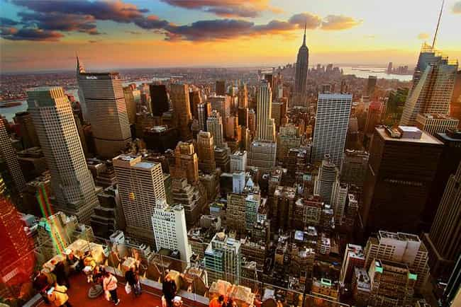 New York is listed (or ranked) 3 on the list The Best State Nicknames