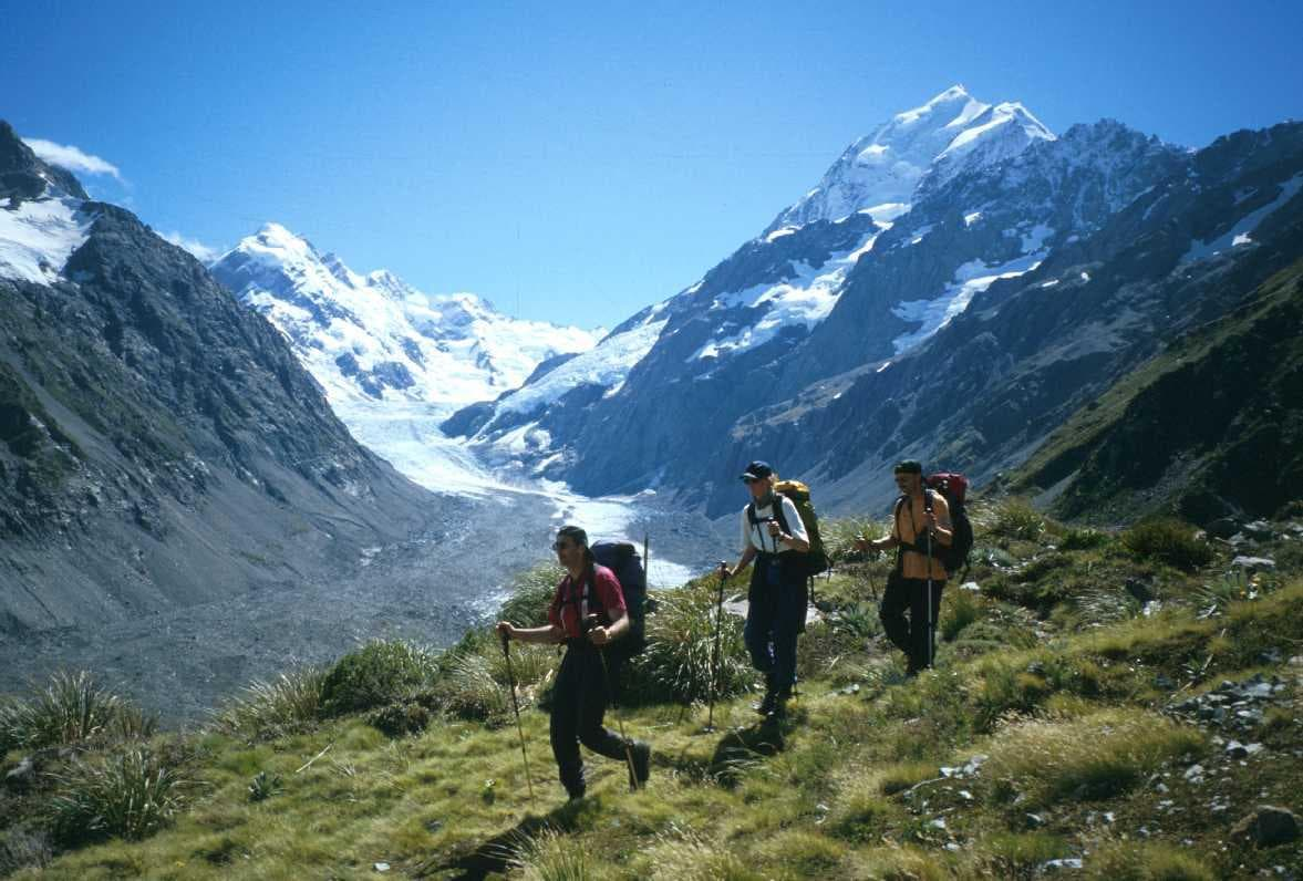 Random Best Countries for Hiking