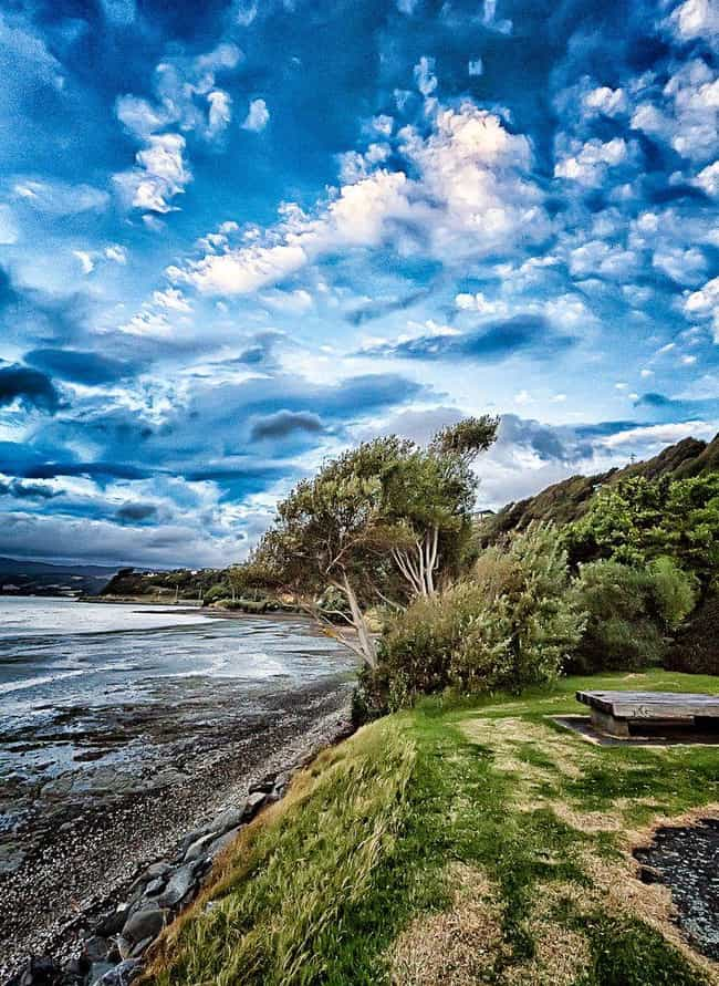 New Zealand is listed (or ranked) 2 on the list The Most Beautiful Countries in the World