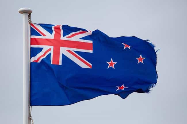 New Zealand is listed (or ranked) 2 on the list The Countries Of Antarctica