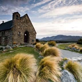 New Zealand is listed (or ranked) 15 on the list The Best Gay Travel Destinations