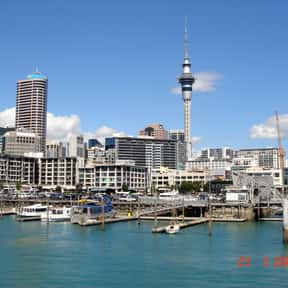 New Zealand is listed (or ranked) 12 on the list The Best Countries to Work In