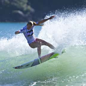 New Zealand is listed (or ranked) 10 on the list The Best Countries for Surfing