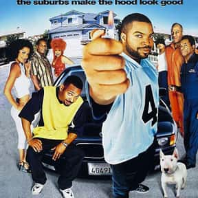 Next Friday is listed (or ranked) 11 on the list The Best Hood Movies
