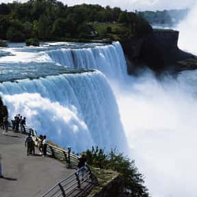 Niagara Falls is listed (or ranked) 5 on the list The Best Tourist Attractions in America
