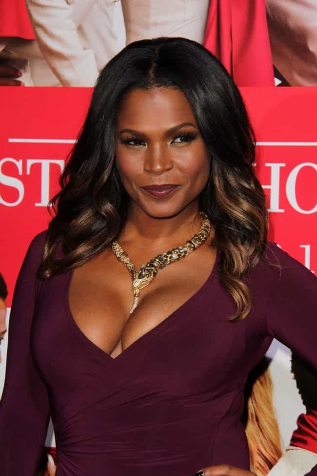 Nia Long is listed (or ranked) 4 on the list Mick Jagger Loves and Hookups