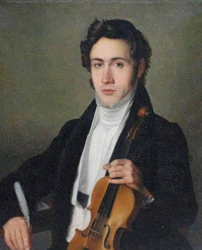 Niccolò Paganini ... is listed (or ranked) 2 on the list 13 Famous Historical Figures Who Allegedly Sold Their Souls To The Devil