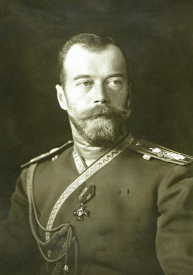 Nicholas II of Russia is listed (or ranked) 3 on the list Historical Leaders Who Were Conned by Their Closest Advisors