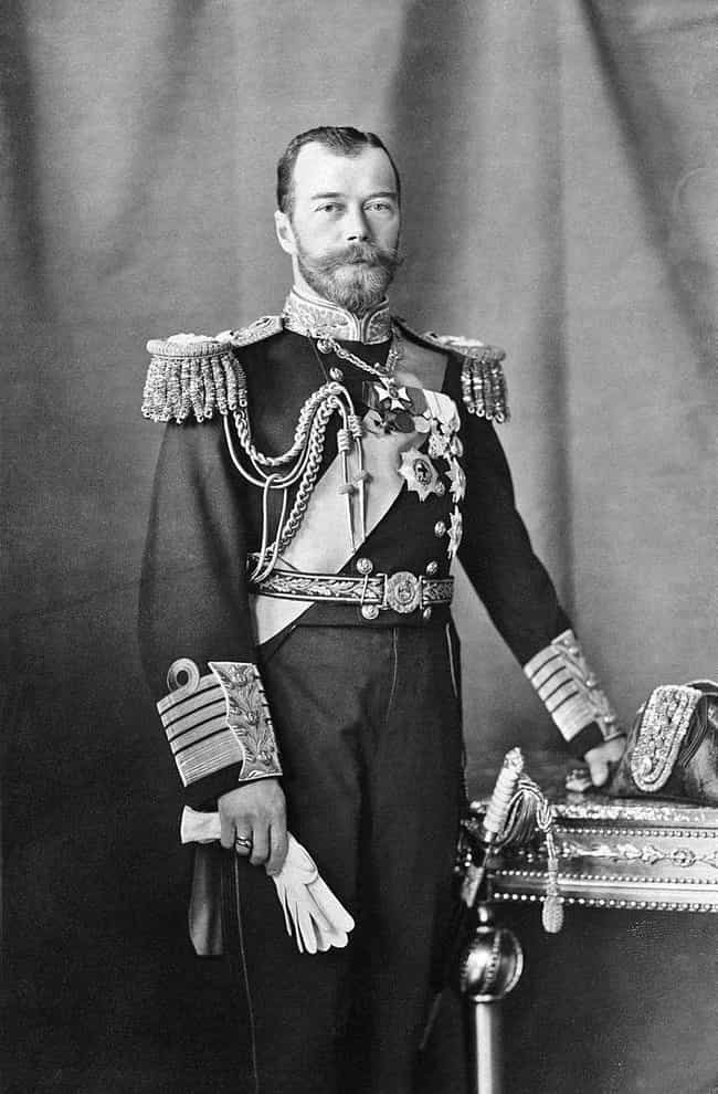 Nicholas II of Russia is listed (or ranked) 2 on the list The 16 Richest People To Ever Be Murdered