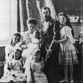 Nicholas II and family is listed (or ranked) 3 on the list List Of Executed Politicians