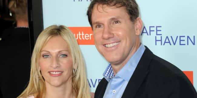 Nicholas Sparks is listed (or ranked) 16 on the list 24 Famous Long-Term Couples That Split