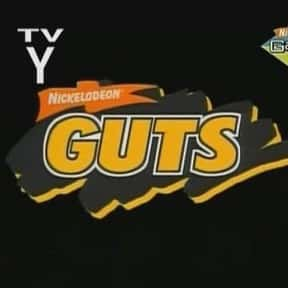 Nickelodeon Guts is listed (or ranked) 7 on the list The Best Sports Competition Series Ever